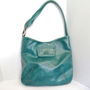 Matt & Nat vegan teal hobo handbag